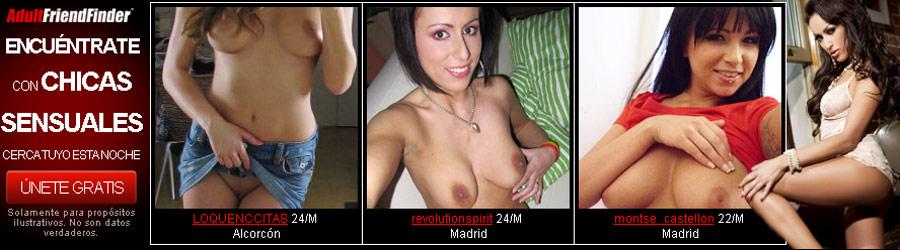 Contactos Porno Amateur