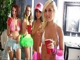 Que peligro tienen estás cuatro jovencitas cuando beben