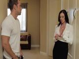 La madre de mi novia está triste: discutió con su marido - Porno Externo