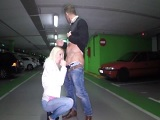 Lynna Nilsson follando en un parking con Nacho Vidal