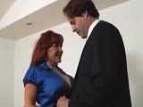 Se ve a escondida con su secretaria, que polvazo le mete!