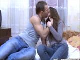 Graba con su nuevo novio su primer video casero - Amateur