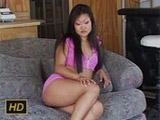 Buena follada anal y vaginal con una asiática cachonda