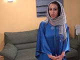 Nayara, hija de un jeque árabe, resulta ser puta como pocas