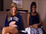 Quedaron con un amigo para grabar un vídeo porno casero